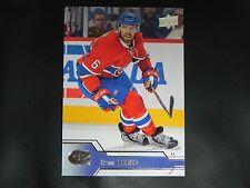 2016-17 Upper Deck UD Series 2 #351 Shea Weber Montreal Canadiens
