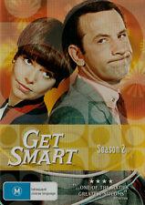 Don Adams/Barbara Feldon – Get Smart Season 2  New/Unsealed  Region 4