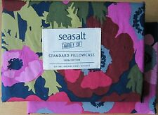 SEASALT Standard Pillowcase Pair ANEMONE New