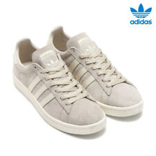 Adidas Originals Campus Men's Trainers Suede Leather Shoes BB0085 Clear Brown