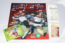 PANINI EURO 96 - EUROPE 1996 Komplettset + Leeralbum + Tüte (Dt. Ausgabe)