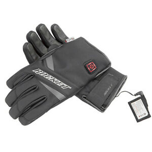 Joe Rocket Men's Burner Lite Heated Motorcycle Snowmobile Cold Weather Gloves