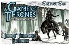 Game of Thrones Iron Throne Edition Starter Deck