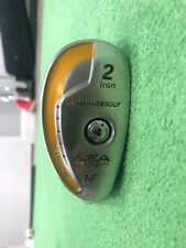 New listing Adams Idea Pro 2 Iron/Hybrid Tour Prototype Head Only w/ Headcover Excellent!