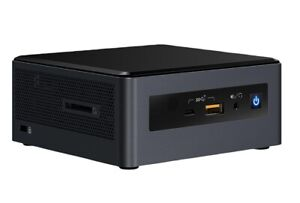 Intel BXNUC8I5INHX Mainstream-G i5-8265U 3.9Ghz Quad-Core NUC Kit