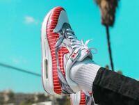 """Men's Nike Air Max 1 LHM 'Los Primeros"""" AH7740-100 Shoes Size 6.5"""