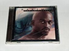 The 18th Letter by Rakim Music CD, Nov-1997, Universal Dist FREE SHIPPING USA