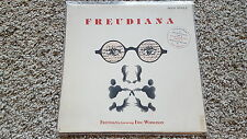 Freudiana featuring Eric Woolfson - Freudiana 12'' Vinyl [Alan Parsons Project]