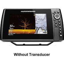 Humminbird Helix 8 CHIRP MDI GPS G3N, No Xdcr