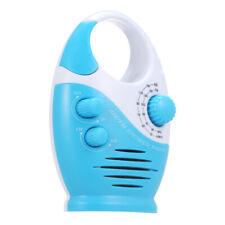 AM / FM Mini-Duschradio Badezimmer Wasserdichtes Radio Hängendes Musikradio T4H1