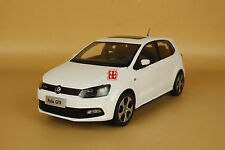 1/18 2012 China SVW POLO GTI DIECAST model + small gift