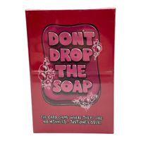 Don't Drop The Soap Adult Card Game. SEALED. Fast Free Shipping