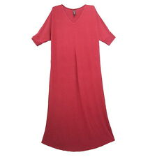 Peasant Boho Hippie Short Sleeve Evening Cocktail Long Dress upto Plus 3X Y0007