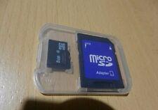 8 GB Micro SD SDHC Karte Card Adapter Speicherkarte Handy Digital Kamera Tablet