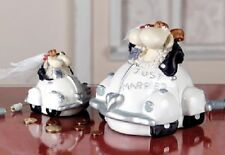 49829 Money Box Bride and Groom Polly & Paul NEW