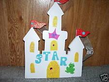 Princess castle plaque for Star