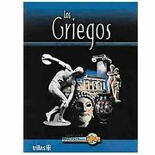 Los Griegos  Greek Life (Grandes Civilizaciones  Great Civilizations)