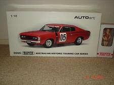 1:18 Biante Charger R/T E49 Red #05 Historic Touring Car Series