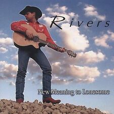 New Meaning to Lonesome * by Rivers (Country) (CD, Mar-2002, Cre Records)