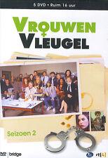 Vrouwen Vleugel : Seizoen 2 (5 DVD)