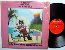 JAKE WITH THE FAMILY JEWELS Big Moose Calls His Baby Sweet Lorraine LP