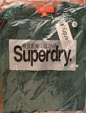 "Men Superdry Orange Label Camo Pocket T- Shirt ""Happy Bidding"""