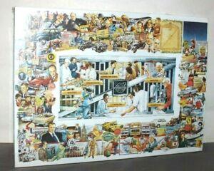 ❤️VOLVO Dialog 384 Bitar/Pieces Pussle/Puzzle Swedish History Vintage NEW! L@@K!