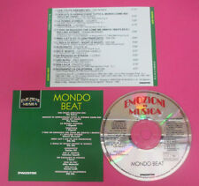 CD Compilation Mondo Beat DIK DIK GIANNI MORANDI THE ROKES I CORVI no lp mc(C44)