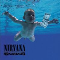 NIRVANA-NEVERMIND-JAPAN SHM-CD E50