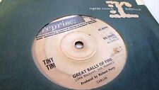 TINY TIM    GREAT BALLS OF FIRE  c/w  AS TIME GOES BY REPRISE RECORDS 1968
