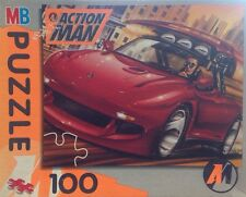 Action Man - 100 Piece Jigsaw Puzzle Hasbro 1996 Complete