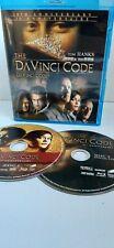 The Da Vinci Code 10th Anniversary Edition (Blu-ray, 2016, 2-disc set)