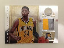 Paul George 2013-14 Totally Certified Gold SP #/10 Patch Jersey