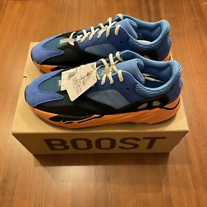 Brand New Adidas Yeezy 700 V2 Bright Blue GZ0541 Size 5 - 13 IN HAND