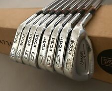 Ben Hogan Edge Forged Irons 3-EW APEX 3 Regular Flex Steel Golf Club Set