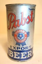 Pabst Export Beer 12 oz. 1937 Oi Irtp flat-Premier-Pabst Brewing, Milwaukee, Wi.