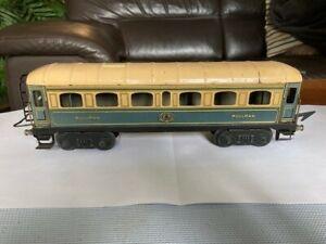 TRAIN WAGON VOYAGEURS PULLMAN JEP 1950 Ech O