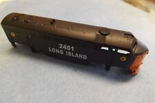 "N-Scale Custom Painted  LONG ISLAND  ""GOODFELLOW"" C-LINER #2401 RESIN SHELL"