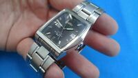 Vintage Orient crystal 3 stars automatic watch men 21 jewels water resist 50m
