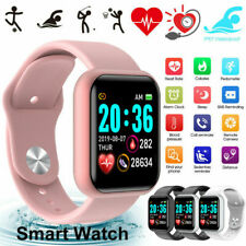 2020 Waterproof Bluetooth Smart Watch Phone Mate For iPhone IOS Android Samsung