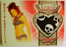 MARIA KANELLIS BENCH WARMER AUTHENTIC SWATCH 2014 #65 ECLECTIC COLLECTION RARE