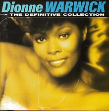 Dionne Warwick The Definitive Collection Remastered CD NEW