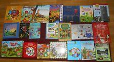 Bücherpaket Kinderbücher Bilderbücher Vorlesebücher 21 Bücher/14 CDs