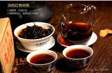 100g good-tasting Pu'er Tea Brick Ripe Puer Tea Aged Puer Tea Antique Pu erh Tea