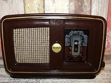 Antique German Bakelitte Radio TeKaDe (Philips) Type:LES 41 GWK 1941,Nurnberg