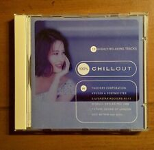 100 % CHILLOUT/ 12 HighlyRelaxingTracks/ CD-Thievery Corp.,Kruder & Dorfmeister