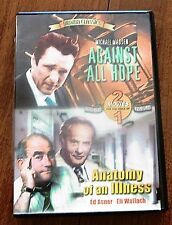 Against All Hope & Anatomy of Illness Double Feature DVD Michael Madsen Ed Asner