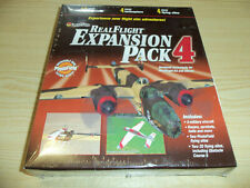 Great Planes RealFlight Expansion Pack 4  - NEW - GPMZ4114 - 2007 Great Planes
