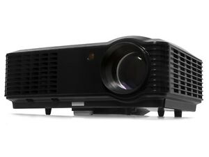 GoClever Cineo Vivid LED HD Projector 2800 Lumens Home Cinema 1080p