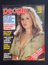 PEOPLE MAGAZINE Sept 13 1979 Australian mens mag Picture Truth Tabloid Newspaper